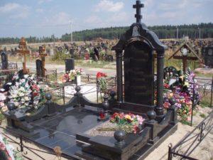 Гранитные памятники в Симферополе