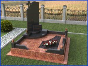 Надгробные гранитные памятники