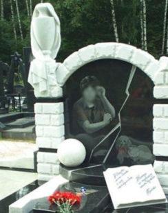 Памятники из гранита на заказ
