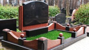 офромление могил