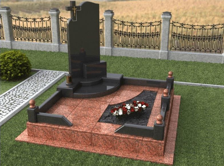 Как установить памятник на могилу самостоятельно